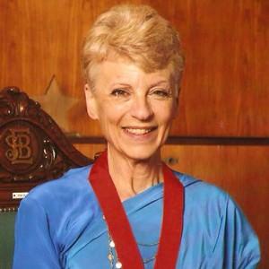 Ingrid Cranfield